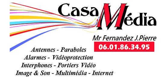 Casamedia – EIRL Fernandez Jean-Pierre